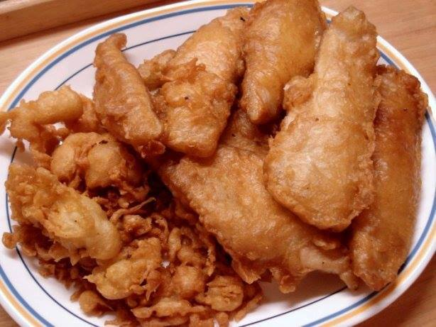 Long john silver s batter delicious recipes to cook with for What kind of fish does long john silver s use